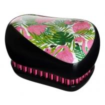 Escova Desembaraçadora Compact Styler Palm Flamingo