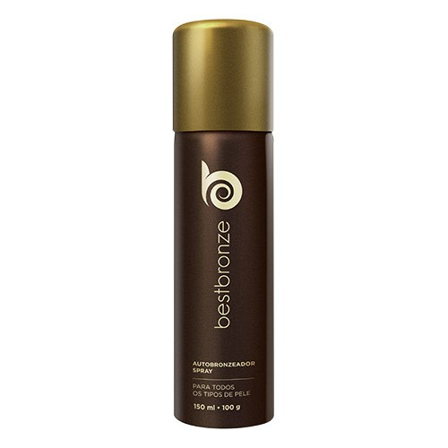 Best Bronze Autobronzeador Spray - Bronze Sem Sol